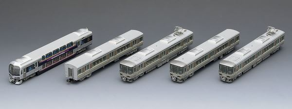 TOMIX トミックス JR 223 5000系・5000系近郊電車(マリンライナー)セットD  98340【Nゲージ 】【鉄道模型】【車両】