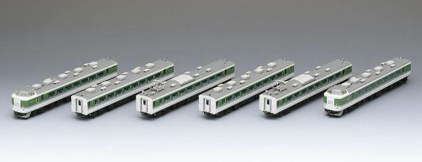 TOMIX トミックス JR 189系電車(N102編成・あさま色)セット 98637【Nゲージ 】【鉄道模型】【車両】