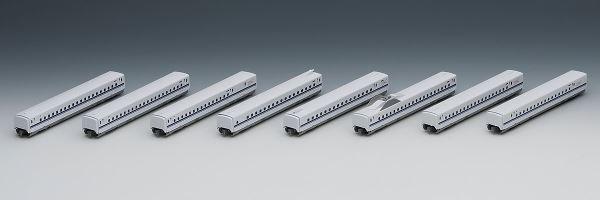 TOMIX トミックス JR N700-9000系(N700S確認試験車)新幹線増結セット 98671【Nゲージ 】【鉄道模型】【車両】