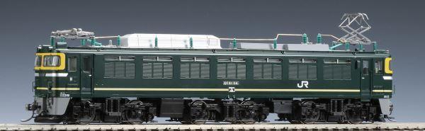 TOMIX トミックス JR EF81形電気機関車(トワイライトエクスプレス)  HO-2010【Nゲージ 】【鉄道模型】【車両】