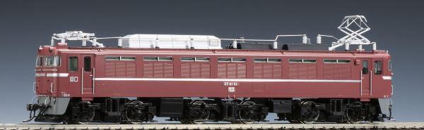 TOMIX トミックス 国鉄 EF81形電気機関車(81号機・お召塗装・プレステージモデル)  HO-2506【Nゲージ 】【鉄道模型】【車両】
