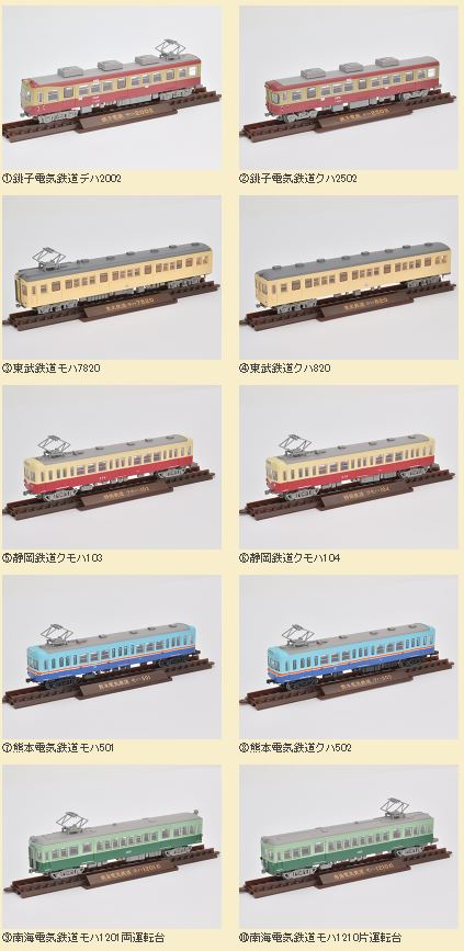 ジオコレ鉄道23
