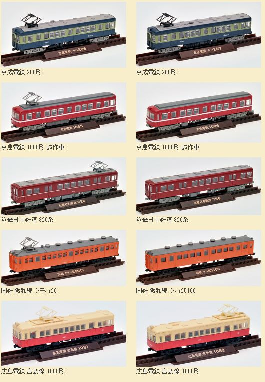 ジオコレ鉄道25