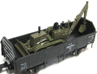 自衛隊貨車