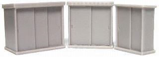 1/150 情景アクセサリー 物置小屋【YSK】【鉄道模型】【カラーレジン製】【Nゲージ】【メール便可】