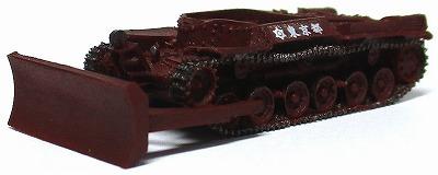 戦車改造ドーザー