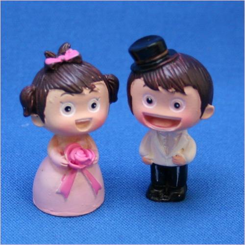 結婚式フィギュア