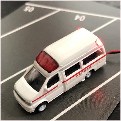 LED救急車