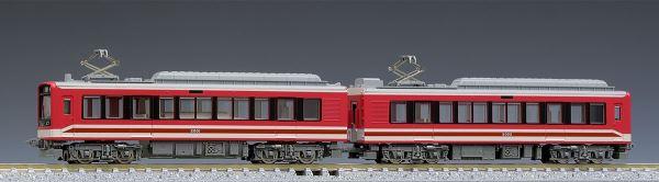 TOMIX トミックス 箱根登山鉄道 2000形サン・モリッツ号(復刻塗装)セット  98061【Nゲージ 】【鉄道模型】【車両】