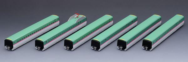 TOMIX トミックス JR E5系東北・北海道新幹線(はやぶさ・増備型)増結セット  98320【Nゲージ 】【鉄道模型】【車両】