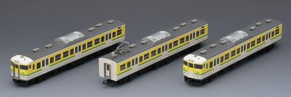 TOMIX トミックス JR 115-1000系近郊電車(弥彦色)セット 98333【Nゲージ 】【鉄道模型】【車両】