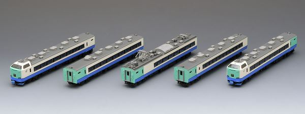 TOMIX トミックス JR 485-3000系特急電車(はくたか)基本セット 98337【Nゲージ 】【鉄道模型】【車両】