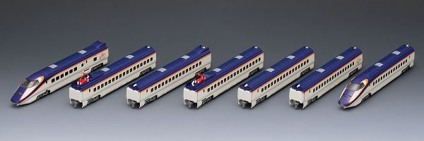TOMIX トミックス JR E3-1000系山形新幹線(つばさ・新塗装)セット 98669【Nゲージ 】【鉄道模型】【車両】