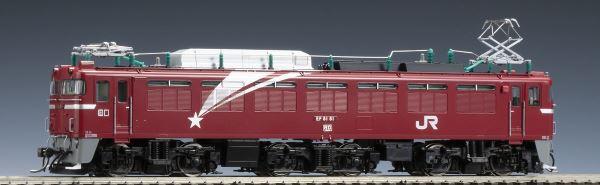 TOMIX トミックス JR EF81形電気機関車(81号機・北斗星)  HO-2008【Nゲージ 】【鉄道模型】【車両】