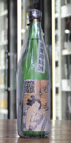 臥龍梅 純米吟醸 無濾過生原酒 720ml