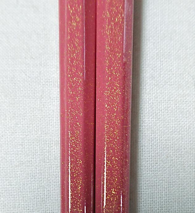薩摩桜色箸