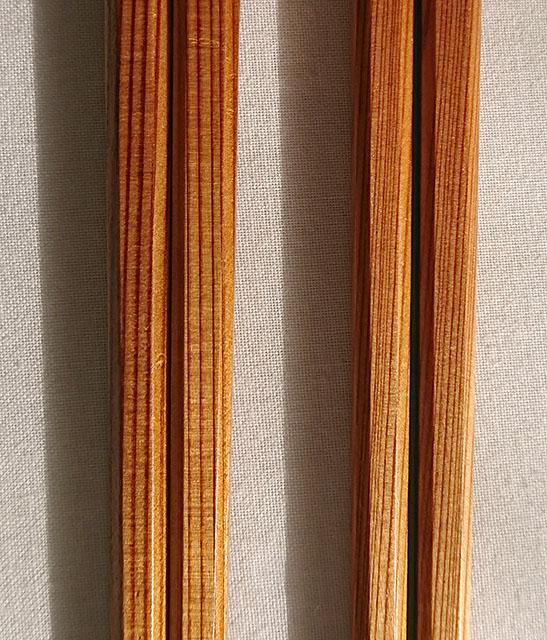 屋久杉 八角箸