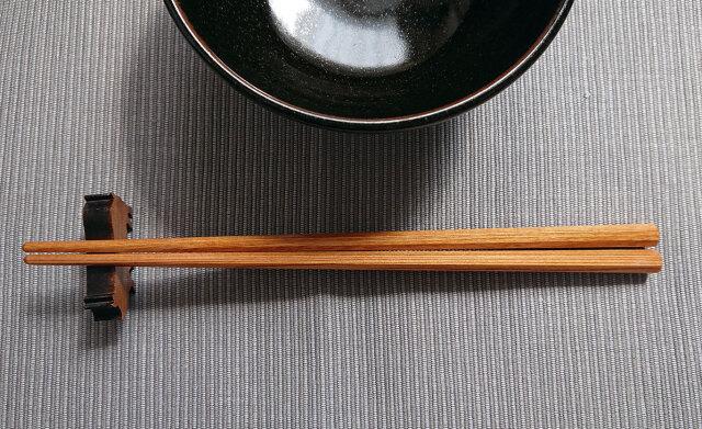 屋久杉八角箸