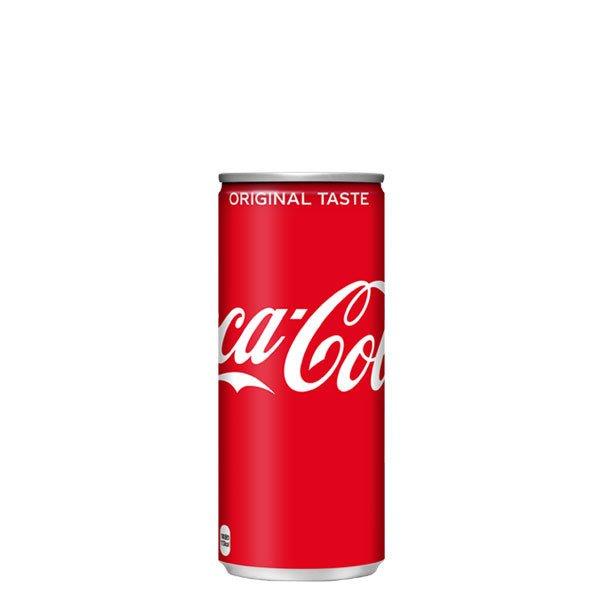 コカ・コーラ 250缶