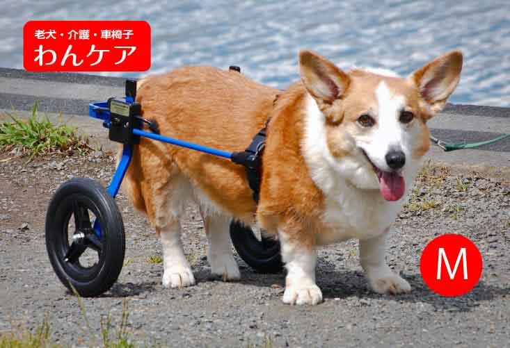 K9カート犬用車椅子[スタンダード]後脚サポート M(11.1~18kg)用【犬用介護用品】車イス