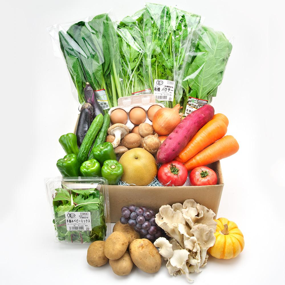 野菜盛り合わせ箱入り写真(5000円)
