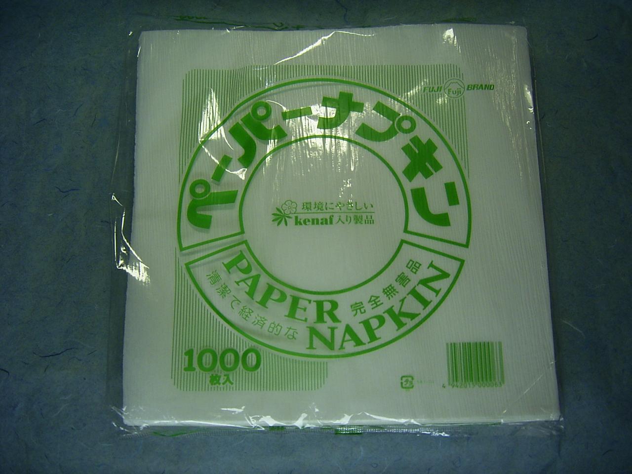 紙ナフキン 平型 25×25cm 1,000枚入