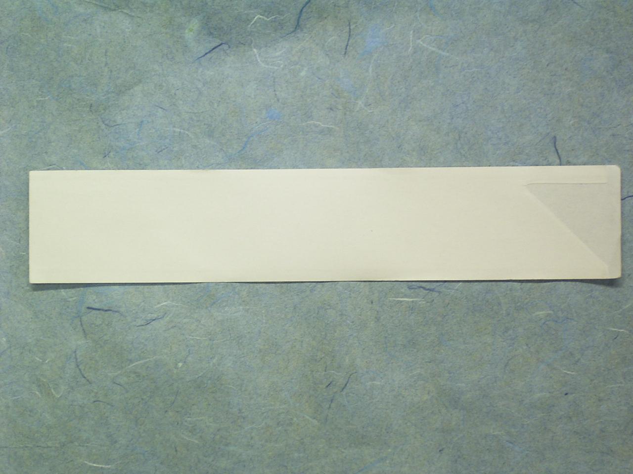 【オリジナル作成】 箸袋 特袋サイズ 和紙 1色刷 10,000枚