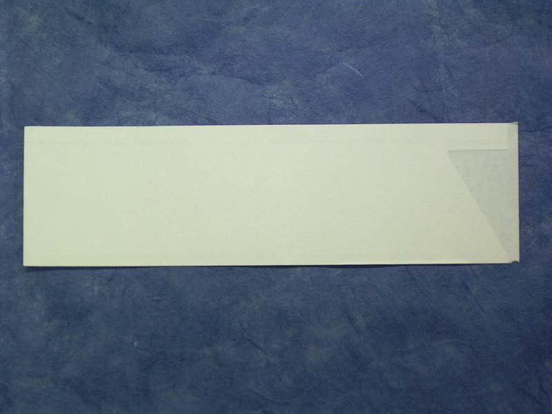 【オリジナル作成】 箸袋 ハカマサイズ 雲流紙 2色刷 10,000枚