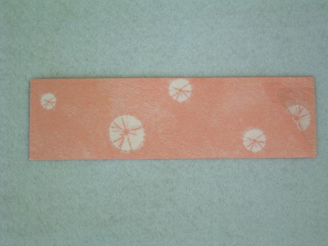箸袋 ハカマサイズ 小江戸しぼり さくら 10,000枚 1ケース