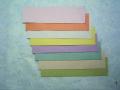 箸袋 ハカマサイズ 日本の色アソート 各色1,250枚 10,000枚入 1ケース