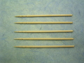 木製楊枝 たこ焼き用 2.5×80mm スベリ留 1kg入