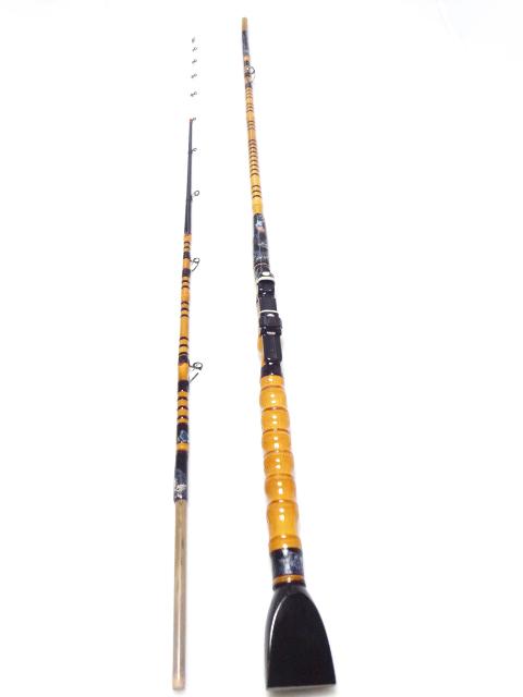 カワハギ和竿 楽しい和竿作りショップ釣具のkase