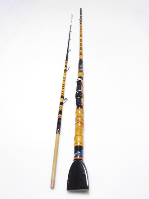 カワハギ和竿|楽しい和竿作りショップ釣具のkase