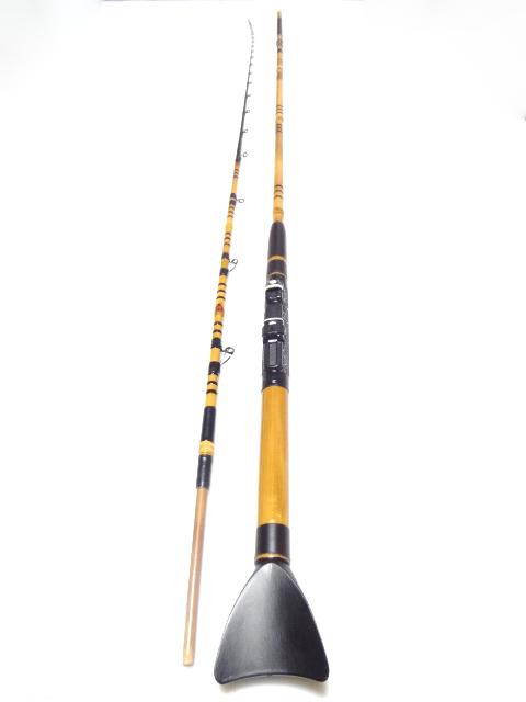 テンヤ和竿 楽しい和竿作りショップ釣具のkase