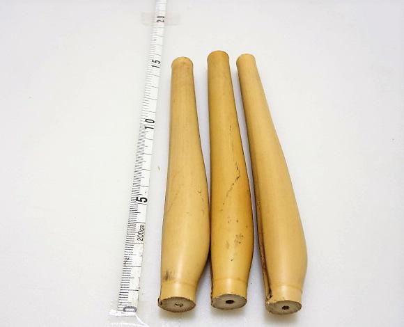らっきょう竹単体工芸品・小物竿の製作 楽しい和竿作りショップ・釣竿・釣具のkase