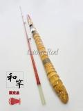 テトラ穴釣り海老竿|楽しい和竿作りショップ釣具kase