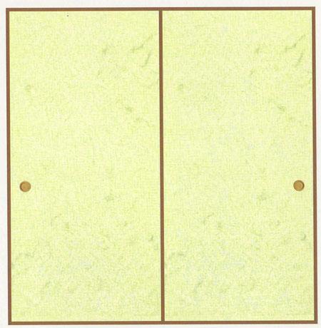 和紙ふすま紙 E-503