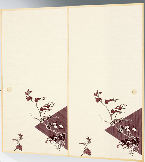 襖紙(ふすま紙)