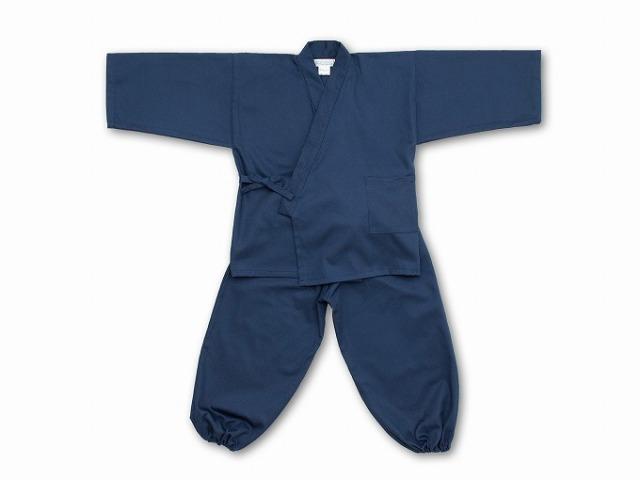 子供用綾織作務衣