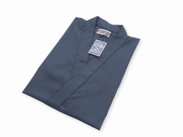 袖・裾ゴム式バーバリー織作務衣