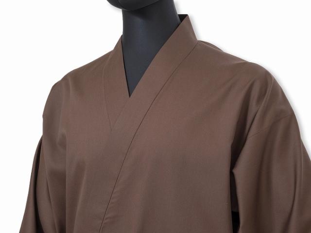 バーバリー織作務衣