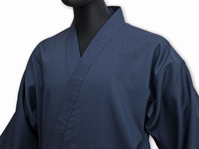 テト麻作務衣