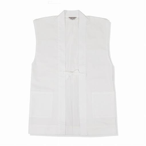綾織羽織 7番色 白