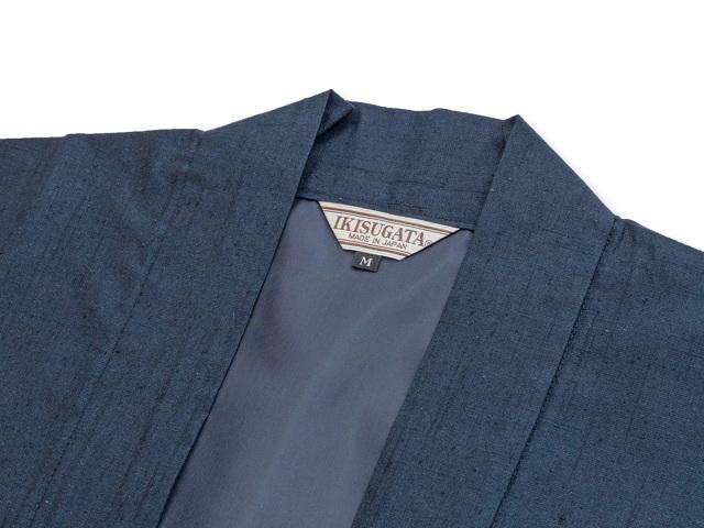 正絹羽織 1番色 紺
