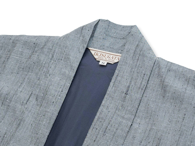 正絹羽織 2番色 グレー