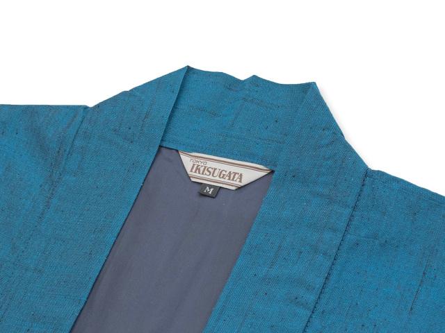 正絹羽織 3番色 ブルー