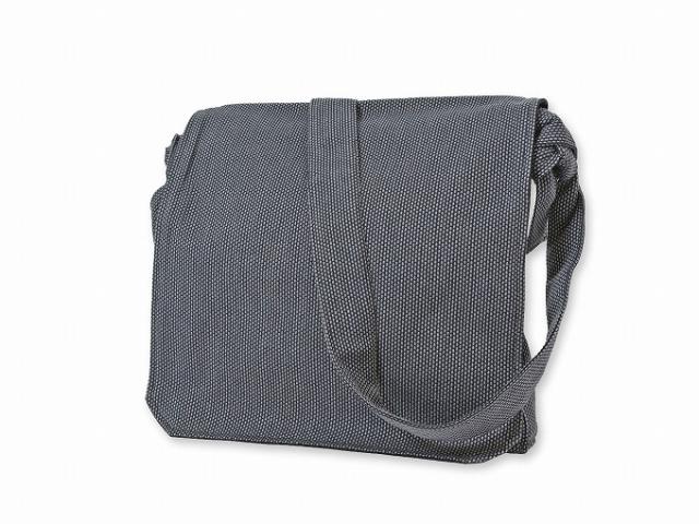 刺子織頭陀袋 No.5 グレー