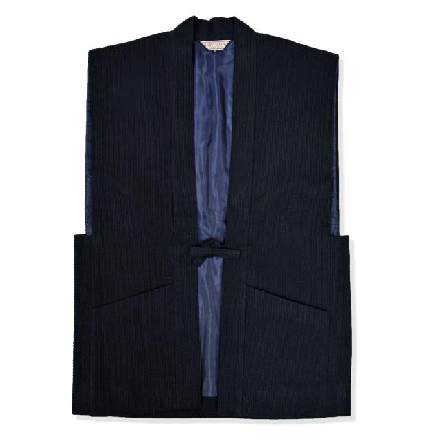 太刺子羽織 No.2 黒