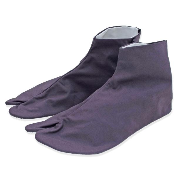 きねやたび 色木綿足袋 【紺】 四枚こはぜ