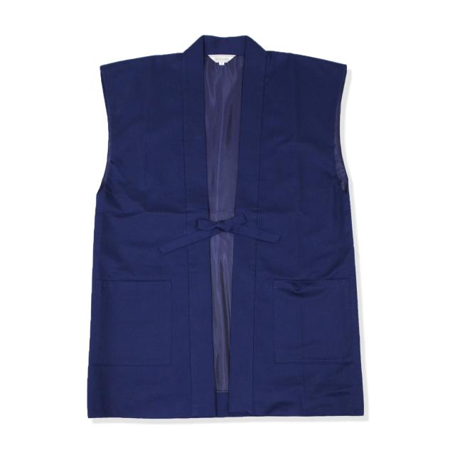 綾織羽織 1番色紺
